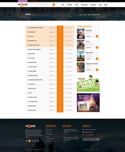 cineplex rates amymovie movie and cinema wordpress theme by amytheme