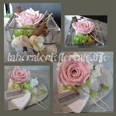 composizioni con fiori composizioni con stabilizzate miegancios rozes
