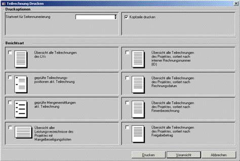 Online Drucken Auf Rechnung by Abschnitt 9 Abrechnung