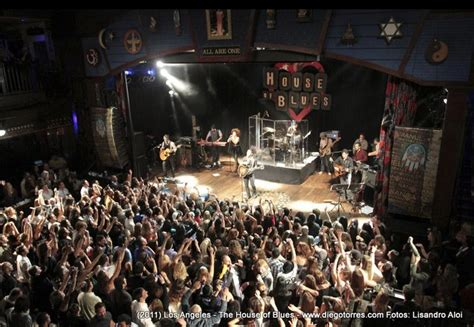 house of blues los angeles dany tomas