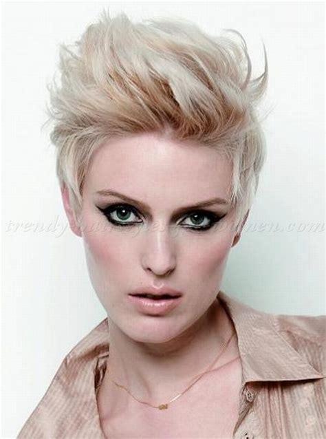 blonde pixies for diamond face 133 best women s pompadours images on pinterest