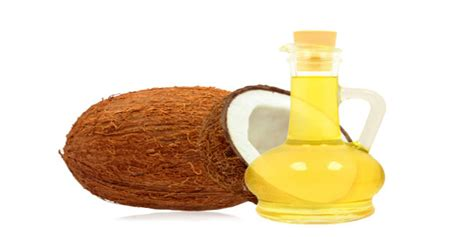 benefits  coconut oil  treatment  hair problems
