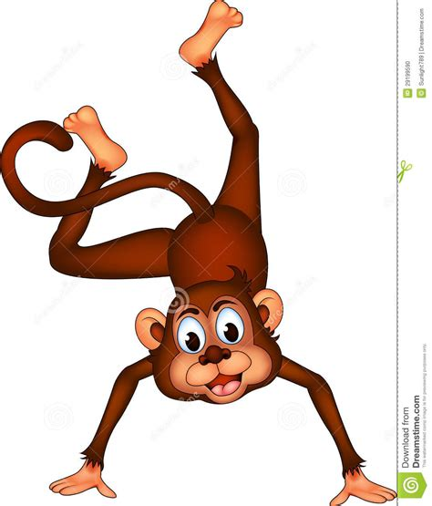 swinging monkey cartoon swinging monkey cartoon clipart panda free clipart images