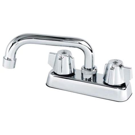 homewerks worldwide 2 handle laundry faucet in chrome 16