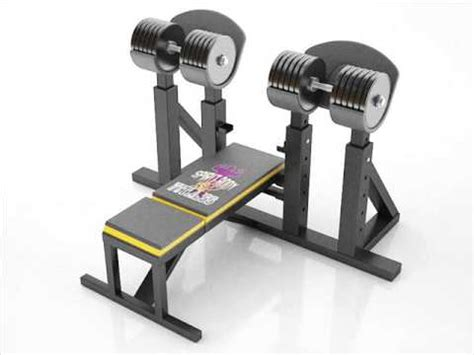 dumbbell bench hqdefault jpg