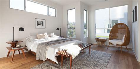 mid century modernes schlafzimmer scandinavian modern platform bed mid century modern slat