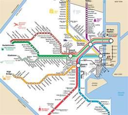 maps maps and maps ronan aodhan i the nj transit