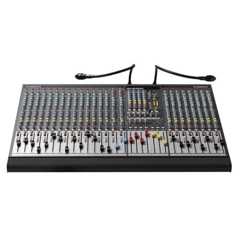 Mixer Allen Heath Gl2400 16 allen and heath gl2400 16 professional mixing console