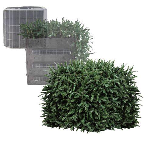decorative utility box covers faux shrub utility cover the green head
