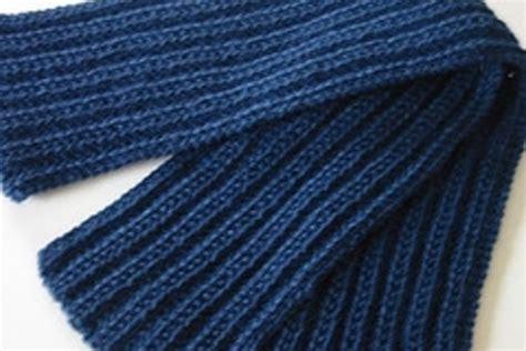 knitting patterns mens scarf simple knit men s scarf pattern 1000 free patterns