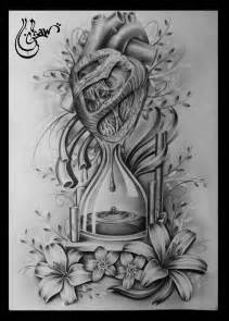 clock tattoos designs and ideas page 9