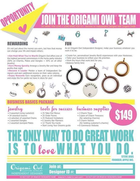 Origami Owl Team - join my origami owl team today no more waiting list why