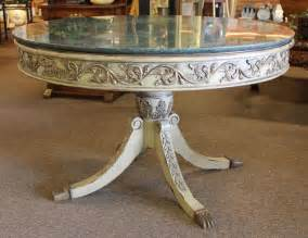 Foyer Round Table Round Pedestal Foyer Table Furniture Ideas Deltaangelgroup