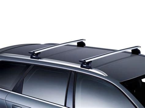 Roof Racks For Suvs by Thule Aero Wingbars Roof Rack Rail Bars Peugeot 3008 5dr