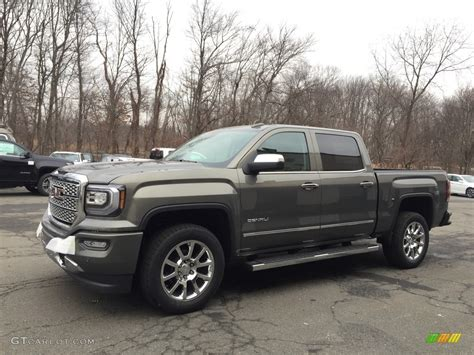gmc colors 2017 mineral metallic gmc 1500 denali crew cab 4wd