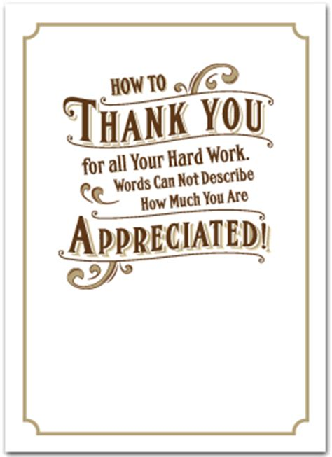 employee thank you card template employee appreciation cards business greeting cards