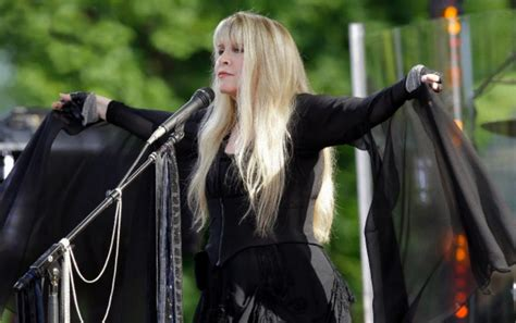 fleetwood mac news tip stevie nicks with an x factor