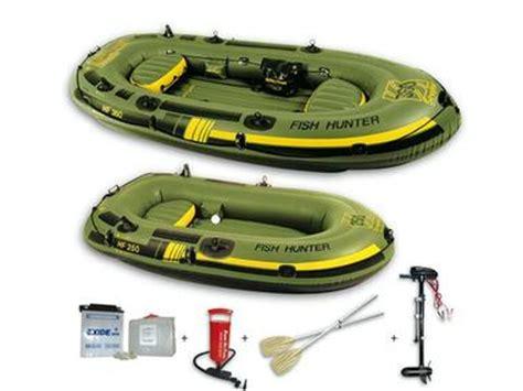 canoe boat in spanish bote hf250m fish hunter 2 plazas motor electrico sbm18