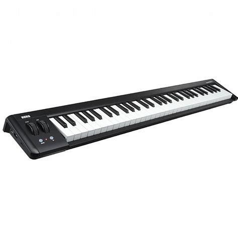 Keyboard Korg Pa50 Usb korg microkey 61 usb midi keyboard controller korg legacy collection specia ebay