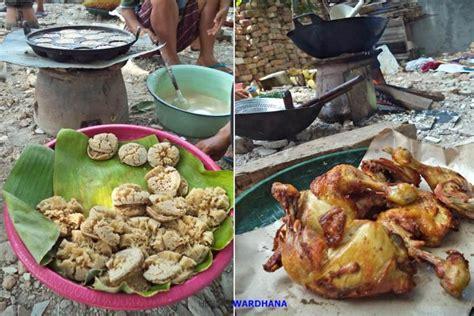 Kompor Gas Nasi Goreng Pecel Lele Ayam Goreng Food melihat tradisi masyarakat klaten yang masih memasak dengan tungku kayu bakar oleh hendra