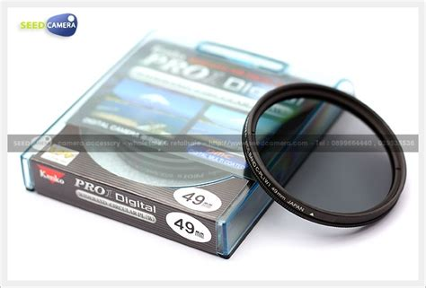 Kenko Filter Pro1 Digital Wideband Circular Pl W 72mm Hitam kenko pro1d wideband circular pl cpl 49mm filter