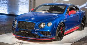 Bentley Gt Speed Specs 2017 Bentley Continental Gt Speed Pictures Specs
