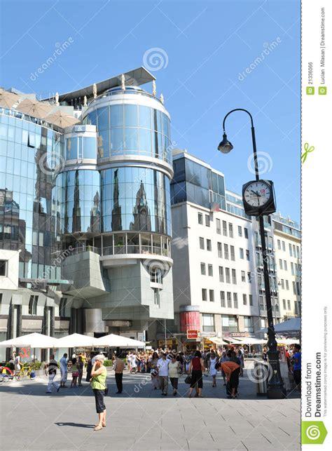 ufficio turismo vienna vienna architettura moderna fotografia editoriale