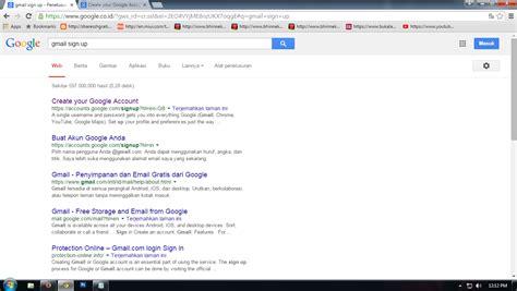 cara membuat email baru play store cara membuat email google indonesia cara membuat email
