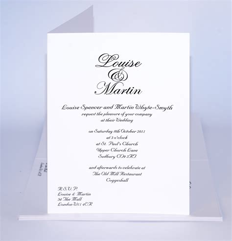wedding invitation wording sles templates sle wedding invitations templates