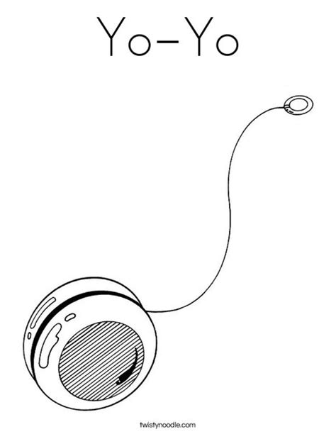 free coloring pages yoyo yo yo coloring page twisty noodle