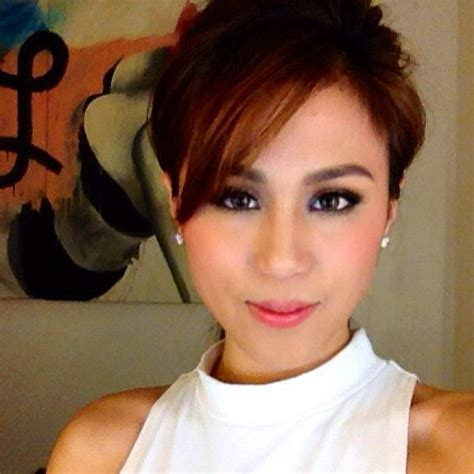 pfilipina actress with short hair 17 best images about ms toni gonzaga on pinterest