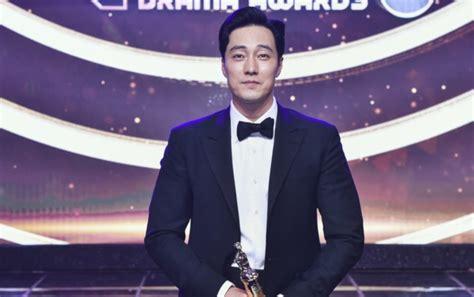 so ji sub film 2018 mbc drama awards 2018 raih daesang so ji sub banjir