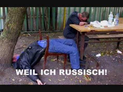 besoffene russen dorrotte weil ich russisch feat cool besatzung