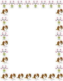 cute page border new calendar template site