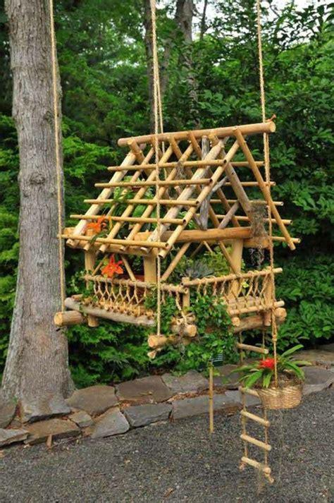 Que Faire Avec Des Bambous Coupés by Diy Bambou En Jardini 232 Re Construire Une Maison De Plantes