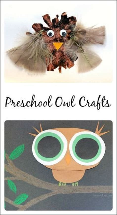 Paint Snowy Owls Tippytoe Crafts Preschool Books - book inspired preschool owl craft paint brushes for