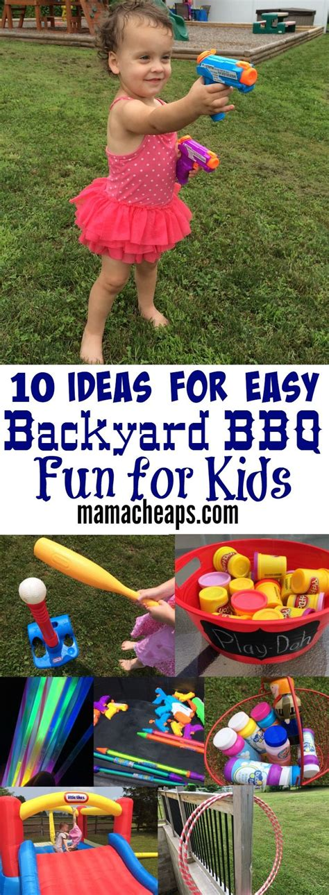 backyard bbq games best 25 backyard birthday parties ideas on pinterest