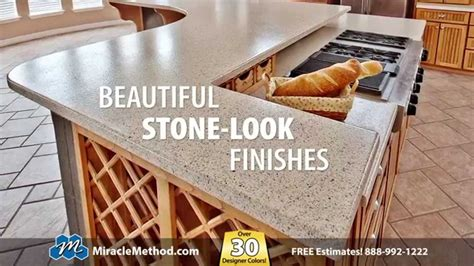 Miracle Countertops by Miracle Method Countertop Refinishing