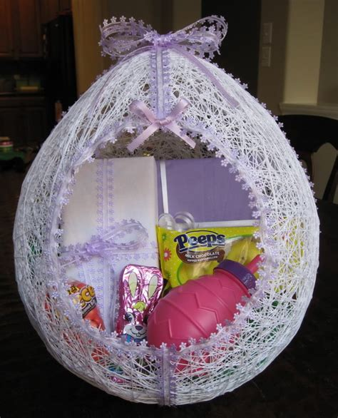 Easter Basket Craft by Cute Easter Craft Ideas For Kids Hative