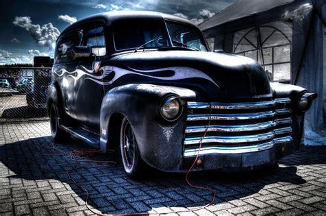 kumpulan gambar mobil klasik keren