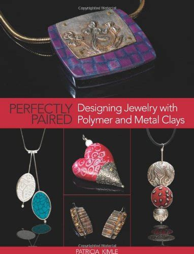 Sculptural Metal Clay Jewelry With Dvd metal clay brands and formulas precious metal clay pmc