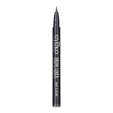 eyeko brow liquid liner light to medium buy eyeko brow liner sephora philippines