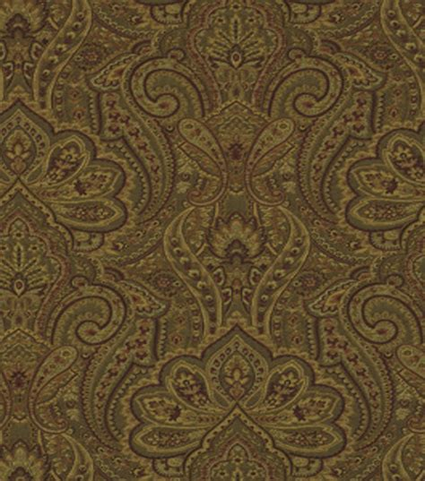 home decor solid fabric robert allen edwardian spice at