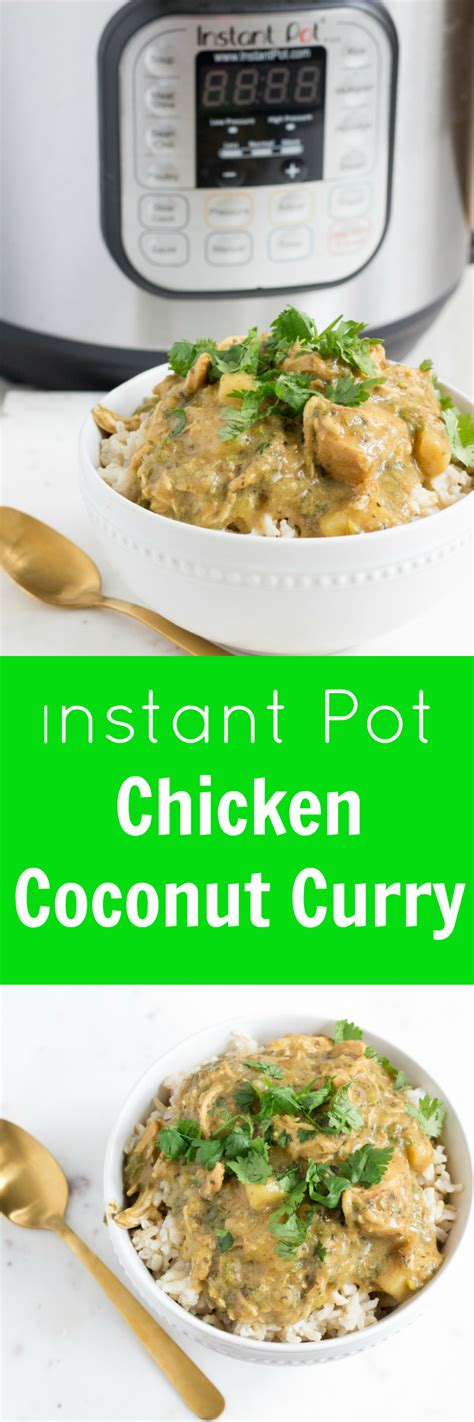 indian instant pot cookbook the ultimate indian instant pot cookbook books instant pot chicken coconut curry bite of health nutrition