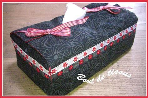 Tuto Boite Mouchoir Tissu by Boite 224 Mouchoir Photo De Couture Bout De Tissus