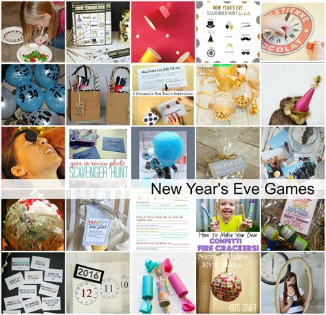 new year activities for reception ideas for new years wedding