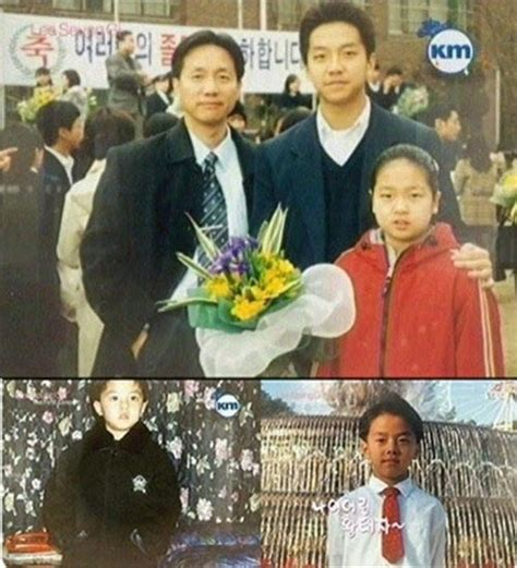 lee seung gi father lee seung gi reveals his sister is having a burden by