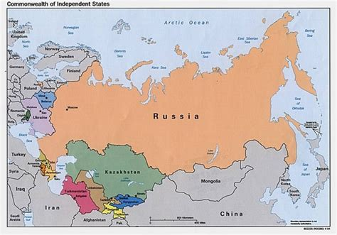 map of russia in europe and asia is russia in asia
