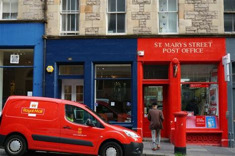 Edinburgh Post Office by Post Office Just Opposite The Travelodge Central Picture