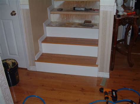 Laminate Flooring On Stairs How To Install Laminate Flooring On Stairs Laminate Ask Home Design